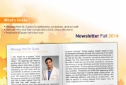 Vein Clinic PA Newsletter Fall 2014